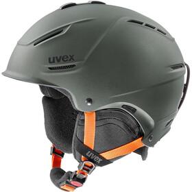 UVEX P1Us 2.0 Helm, olive mat